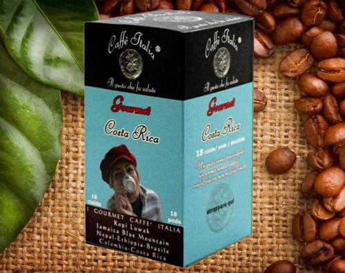 Costa Rica, odrodová káva