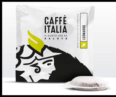 Leonardo, chutná, skvelá káva, 90% Arabica